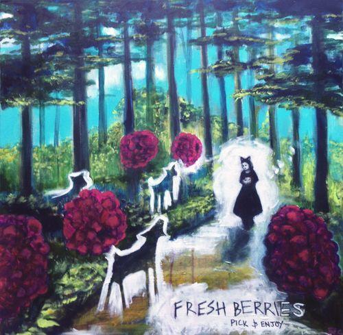 """Pick And Enjoy Fresh Berries"""