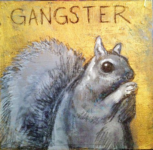 Gangstersquirrel
