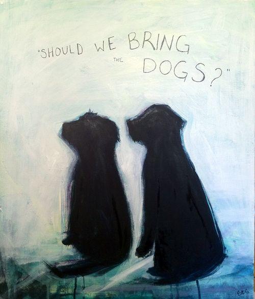 Shouldwebringdogs